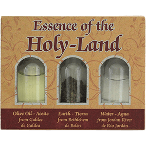 Essence of The Holy Land Gift Set.