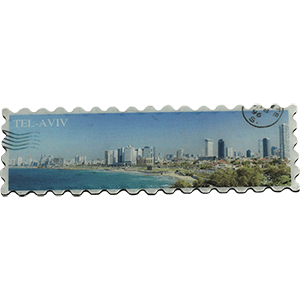 Panoramic View of Tel-Aviv.