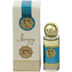 Bible Treasures Temple Anointing Oil