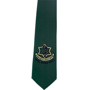 Israel Defense Forces Neck Tie