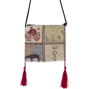Ethnic Embroidered Sling Bag.
