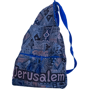 Jerusalem Backpack.