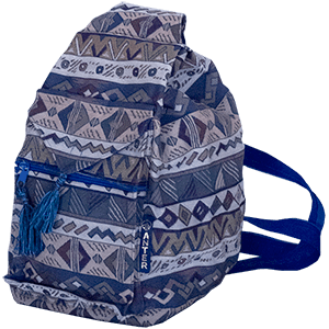 Ethnic Backpack.