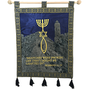 Grafted In Messianic Banner