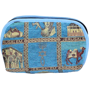 Ethnic Cosmetic Bag.