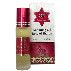 Roll-On Rose of Sharon Anointing Oil.