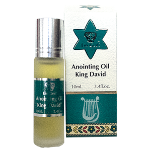 Roll-On King David Anointing Oil.