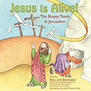 Jesus Is Alive! Children's Book