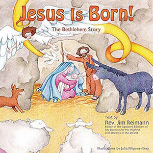Jesus Is Born! Children's Book