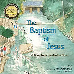 The Baptism of Jesus Children's Book