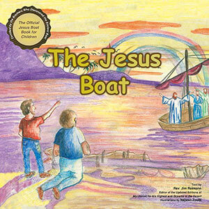 The Jesus Boat Children's Book