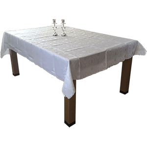 Shabbat and Holiday Tablecloth. 3 sizes