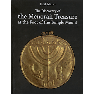 Discovery of the Menorah Treasure by Eilat Mazar