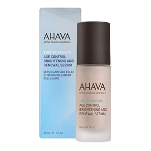 Age Control Brightening & Renewal Serum by AHAVA Dead Sea