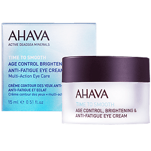 Age Control Brightening & Anti-Fatigue Eye Cream by AHAVA Dead Sea