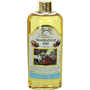 Bible Land Treasures Spikenard Anointing Oil