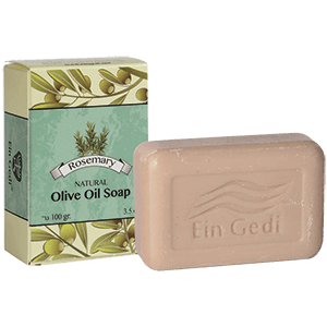 Ein Gedi Rosemary Olive Oil Soap