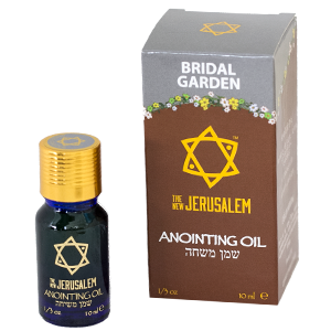 The New Jerusalem Anointing Oil Bridal Garden Essential Oil