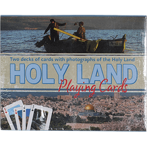 Holy Land Playing Cards, Two Decks