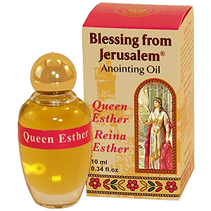 Blessing from Jerusalem Queen Esther Anointing Oil