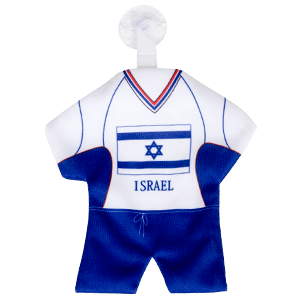 Israel Flag Window Mini-T-shirt