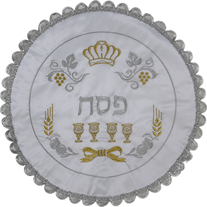 Species of Israel Matzah Cover