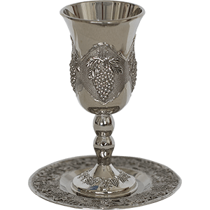 Grapevine Kiddush Cup