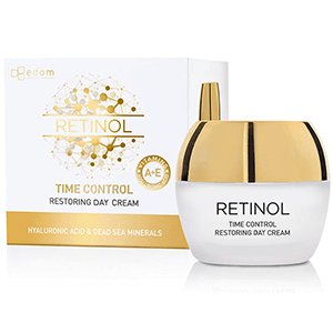 Edom Retinol Time Control Restoring Day Cream