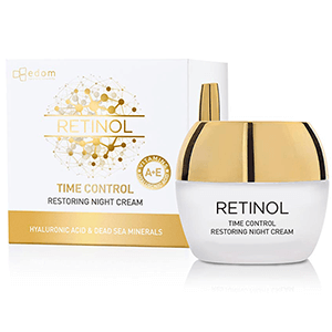 Edom Retinol Time Control Restoring Night Cream