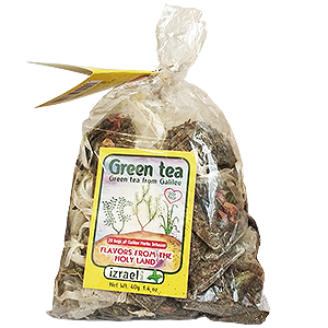 Green Tea from the Galilee, 20 bags