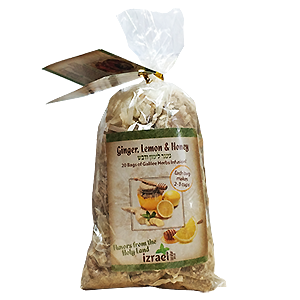 Ginger, Lemon & Honey Herbal Infusion Tea, 20 bags