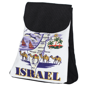 Israel Map Backpack