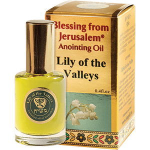 Limited Edition Lily of the Valley Anointing Oil
