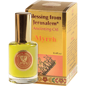 Limited Edition Myrrh Anointing Oil