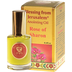 Limited Edition Rose of Sharon Anointing Oil