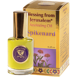 Limited Edition Spikenard Anointing Oil