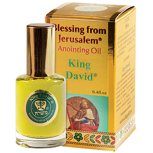 Limited Edition King David Anointing Oil