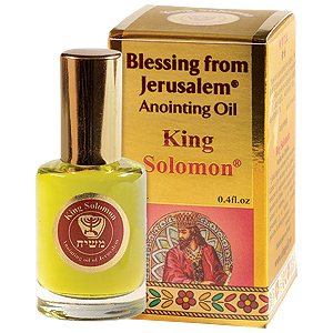 Limited Edition King Solomon Anointing Oil