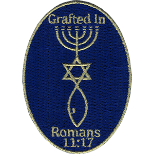 Grafted In Iron-On Patch
