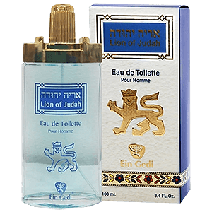 Lion of Judah Eau de Toilette for Men