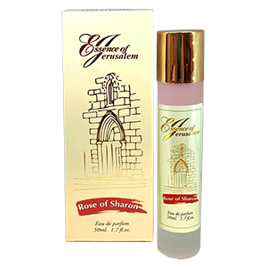 Rose of Sharon Essence of Jerusalem Perfume