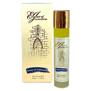 Song of Solomon Essence of Jerusalem Perfume