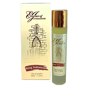 King Solomon Essence of Jerusalem Perfume