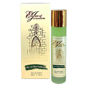Lily of the Valleys Essence of Jerusalem Perfume
