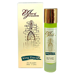 King David Essence of Jerusalem Perfume