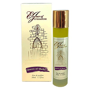 Queen of Sheeba Essence of Jerusalem Perfume
