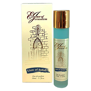 Lion of Judah Essence of Jerusalem Perfume