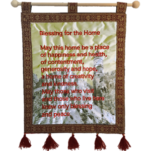 Blessing for the Home Banner