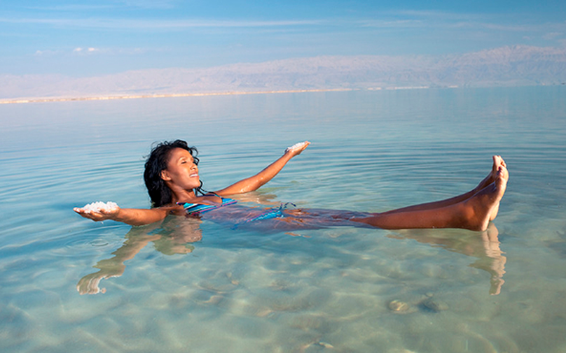 The Dead Sea Cosmetics Phenomenon: Separate Fact from Fiction