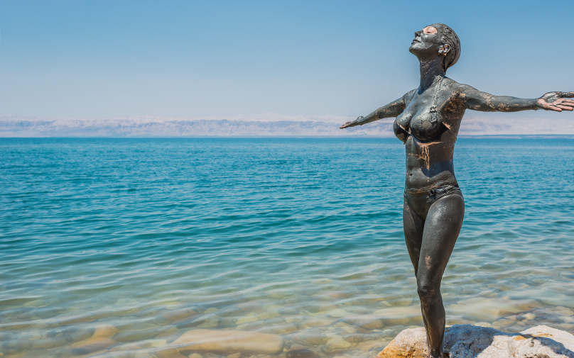 Let's Get Dirty: The Surprising Skin Benefits of Mud from the Dead Sea
